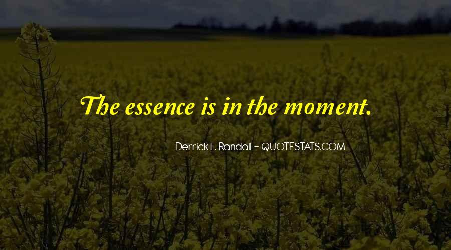 Derrick L. Randall Quotes #1378701