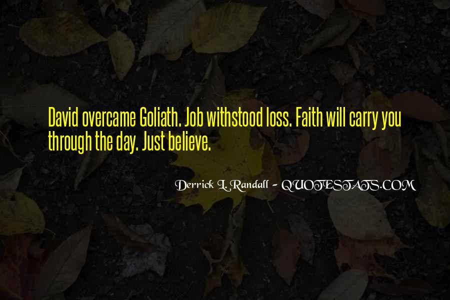 Derrick L. Randall Quotes #1874993