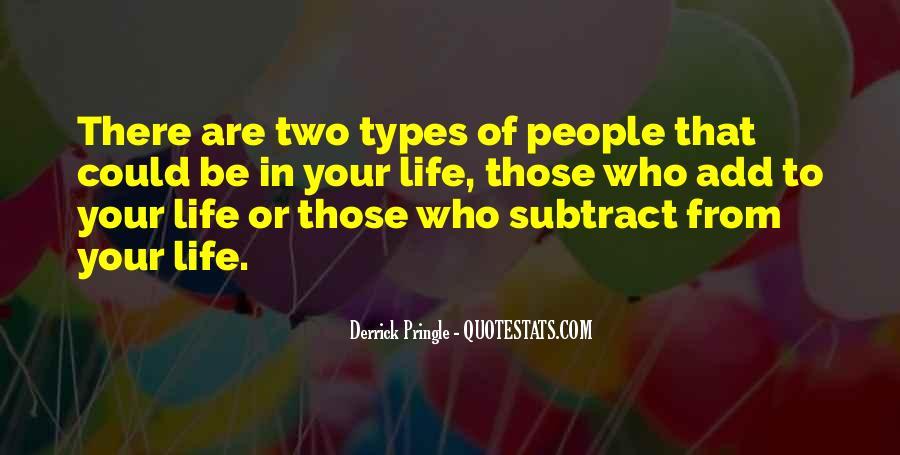 Derrick Pringle Quotes #956799