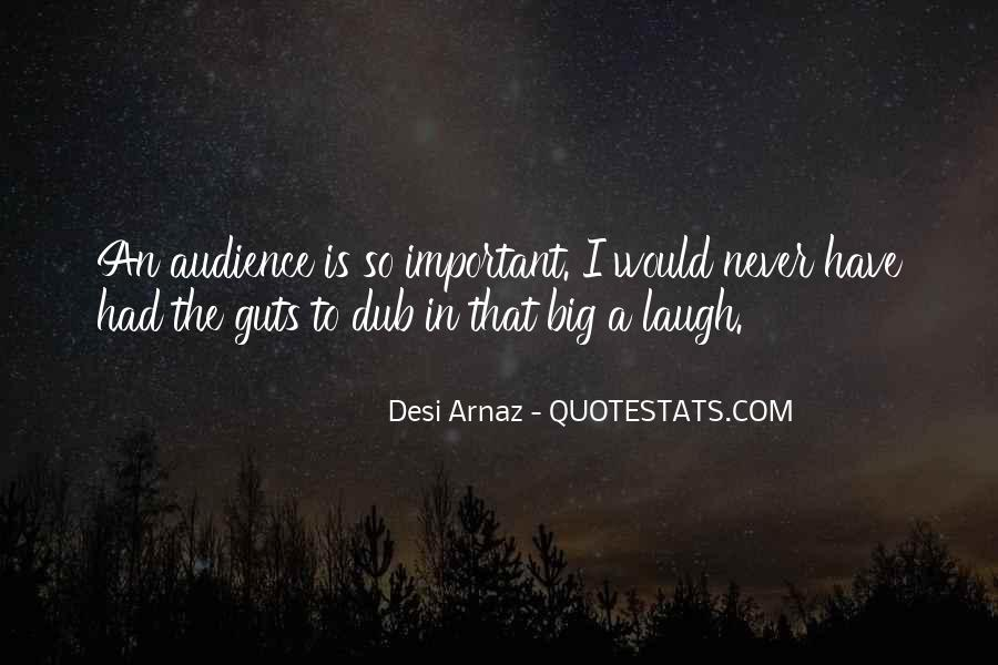 Desi Arnaz Quotes #595068