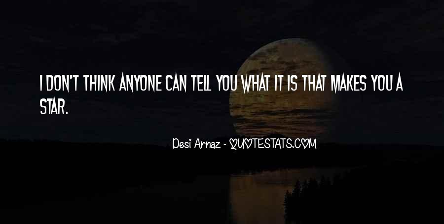 Desi Arnaz Quotes #597188