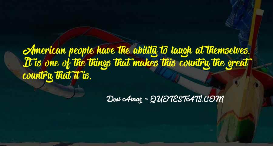 Desi Arnaz Quotes #980459