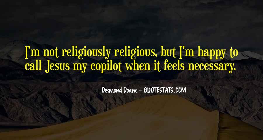 Desmond Doane Quotes #806060