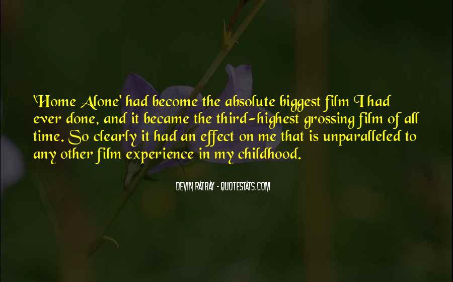Devin Ratray Quotes #1311362