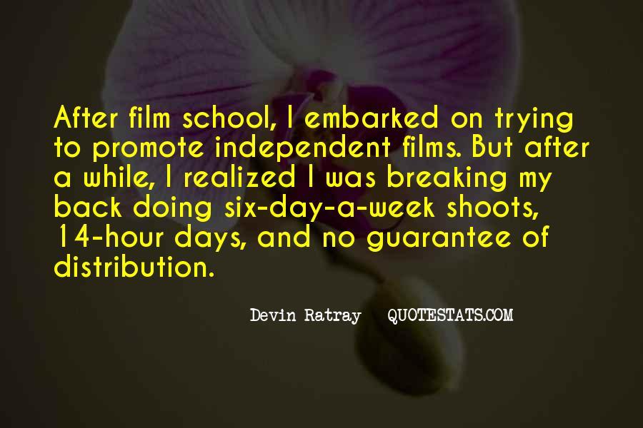 Devin Ratray Quotes #1747910