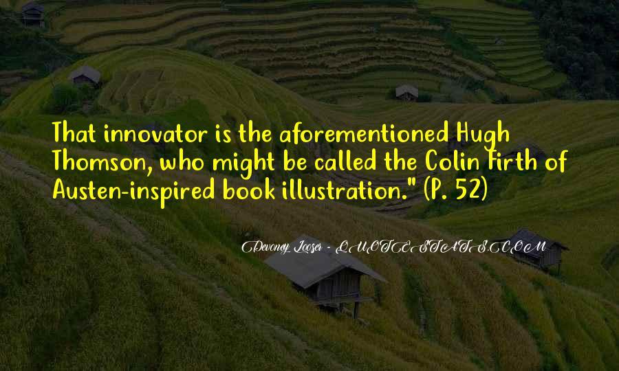 Devoney Looser Quotes #1449729