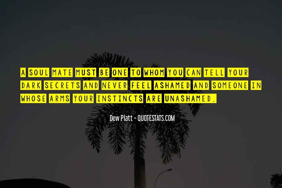 Dew Platt Quotes #1057044