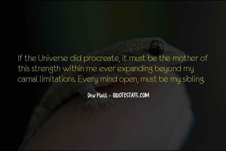 Dew Platt Quotes #1155604