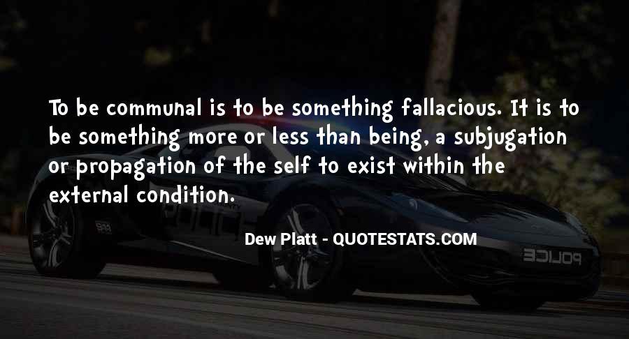 Dew Platt Quotes #1729331