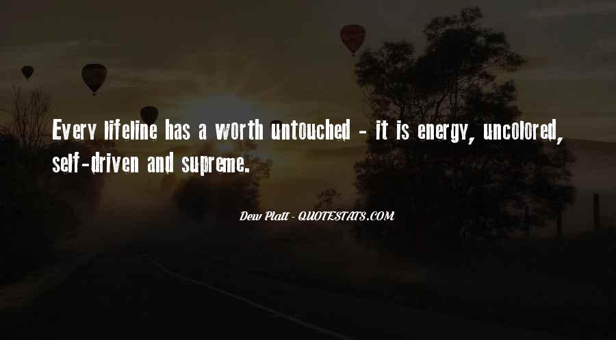 Dew Platt Quotes #606347