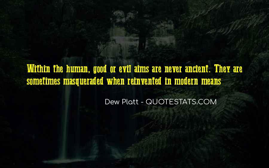 Dew Platt Quotes #65748