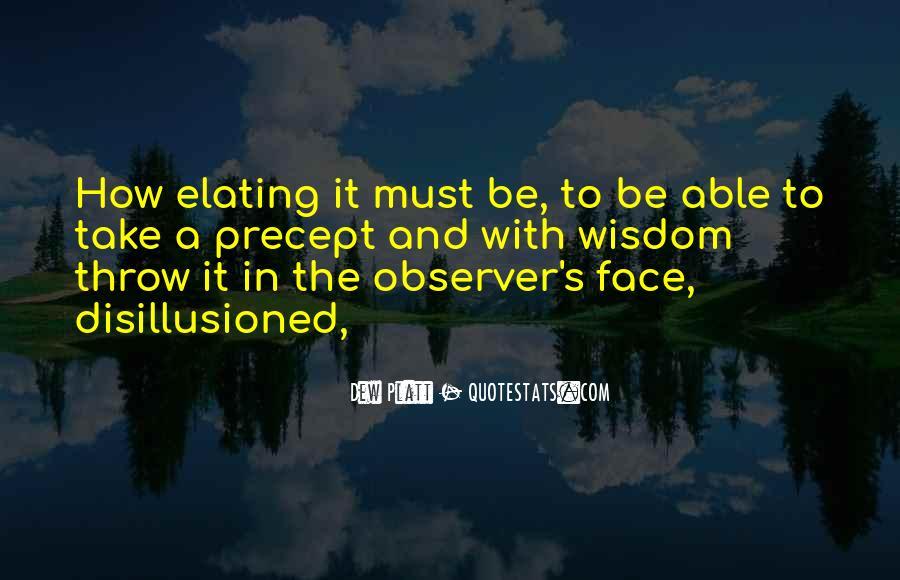 Dew Platt Quotes #751032