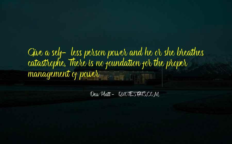 Dew Platt Quotes #787058