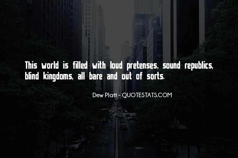 Dew Platt Quotes #883625