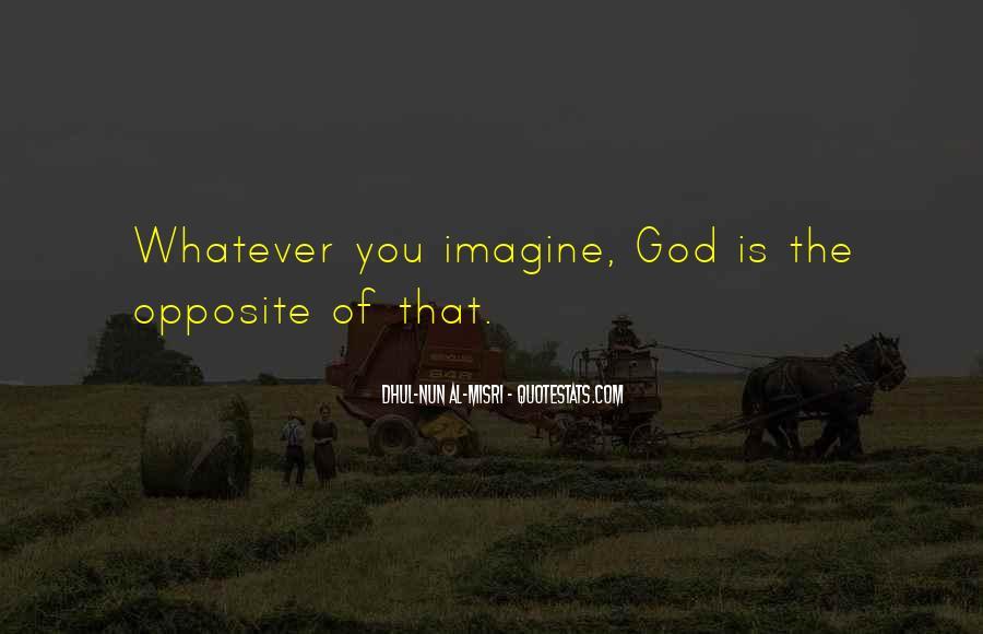 Dhul-Nun Al-Misri Quotes #431837