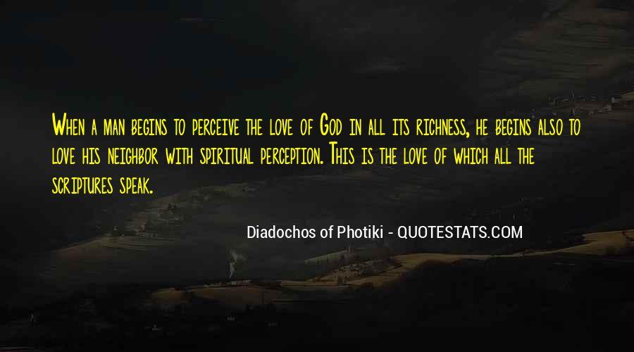 Diadochos Of Photiki Quotes #1296312