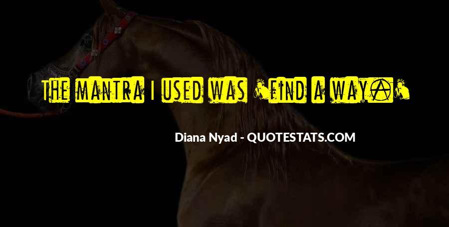 Diana Nyad Quotes #223366