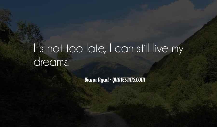 Diana Nyad Quotes #855149