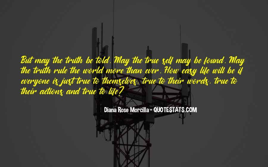 Diana Rose Morcilla Quotes #1449516