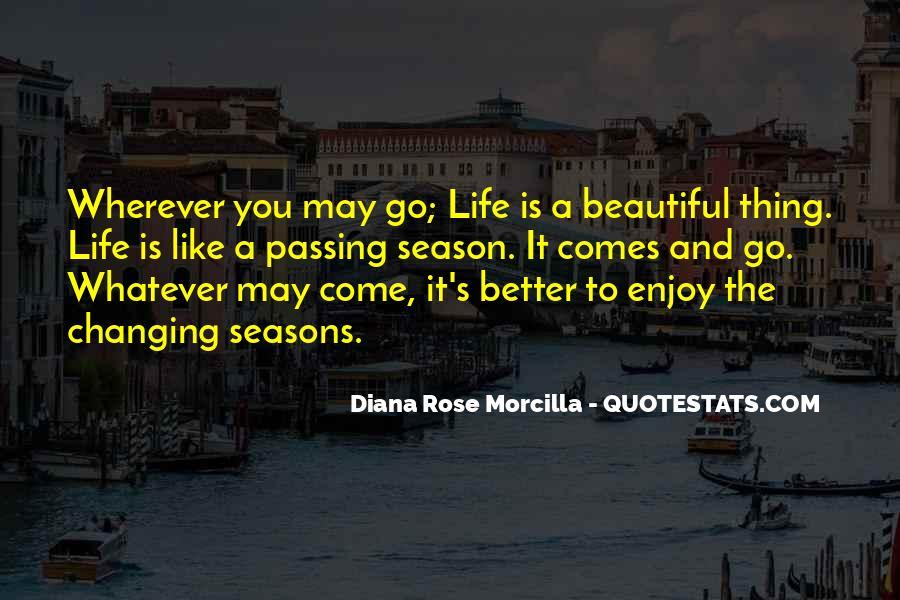 Diana Rose Morcilla Quotes #380652