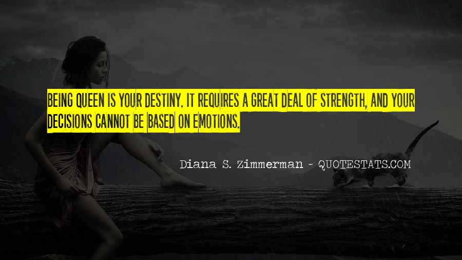 Diana S. Zimmerman Quotes #1722210
