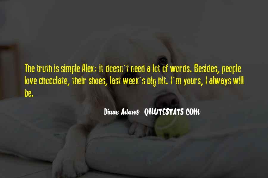 Diane Adams Quotes #411976