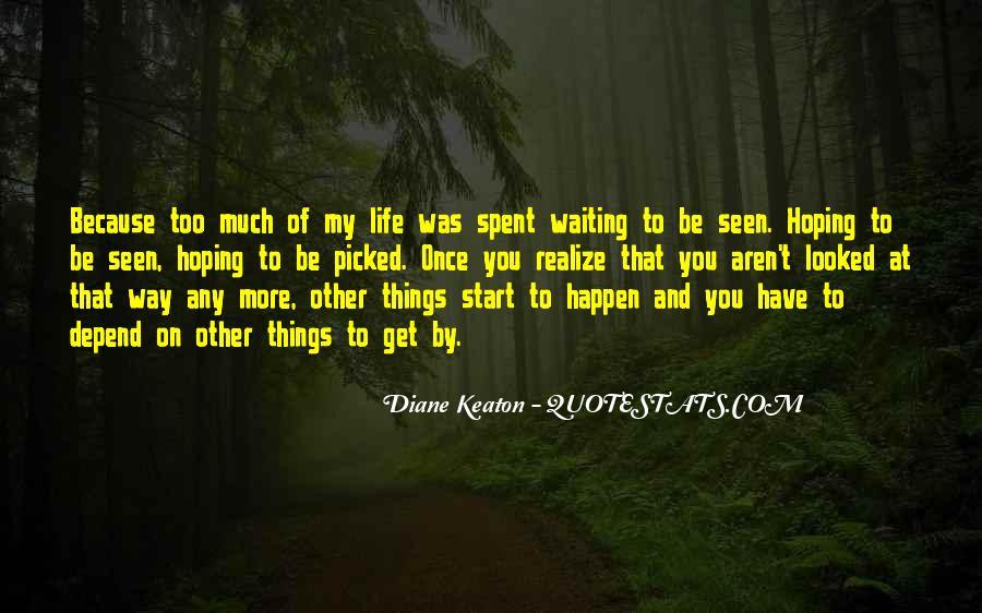 Diane Keaton Quotes #890582