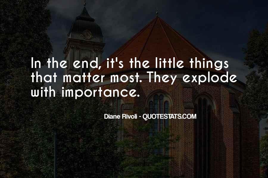 Diane Rivoli Quotes #593447