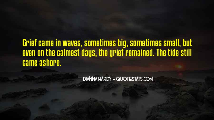 Dianna Hardy Quotes #1308089