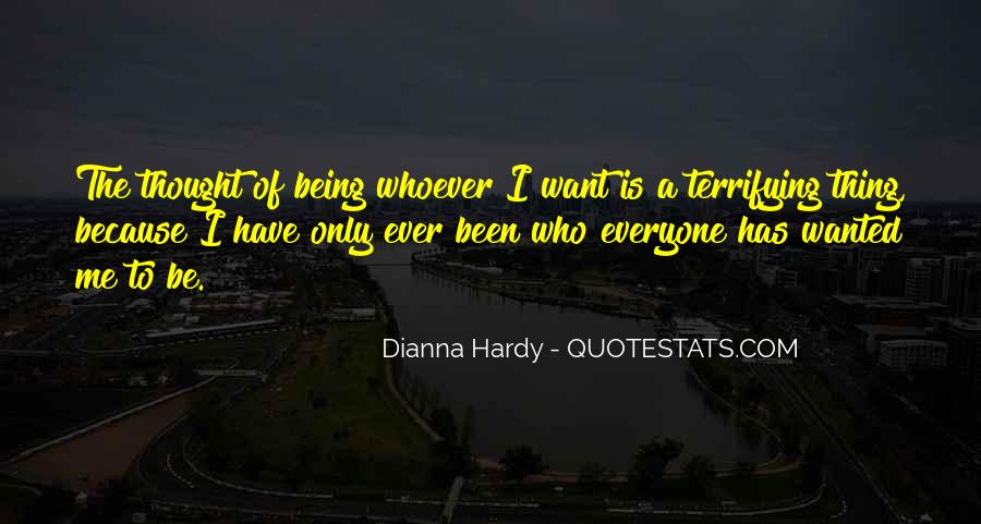 Dianna Hardy Quotes #1480613