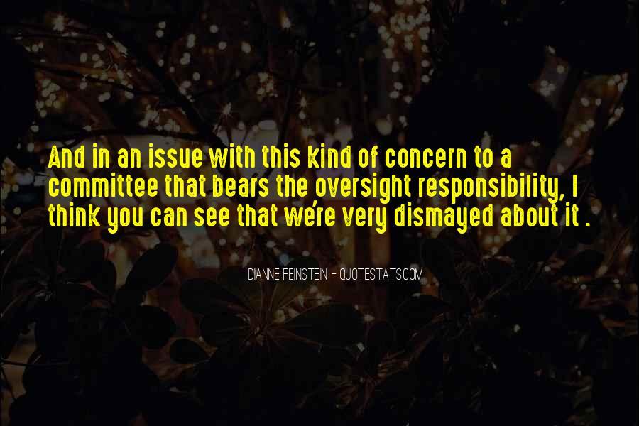Dianne Feinstein Quotes #1041784