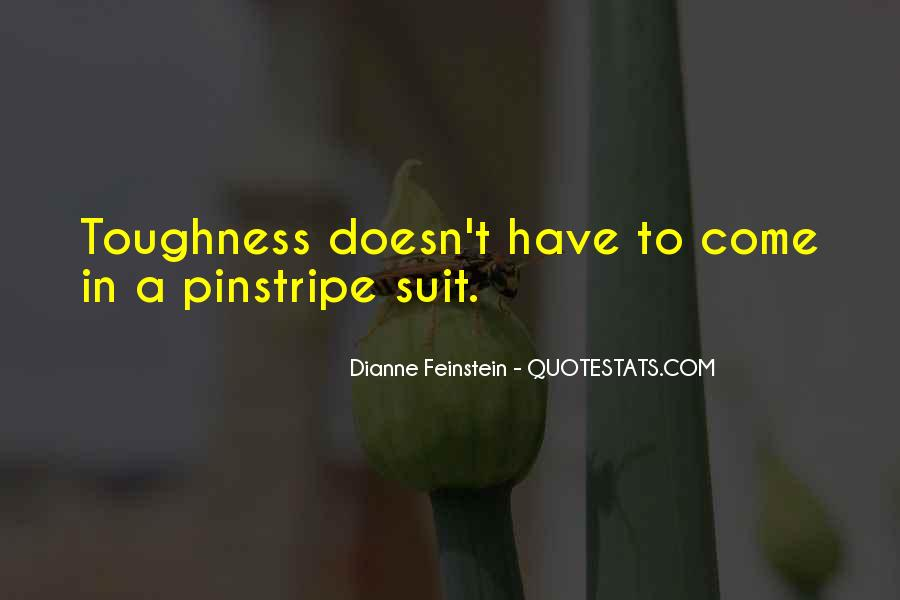 Dianne Feinstein Quotes #1403978
