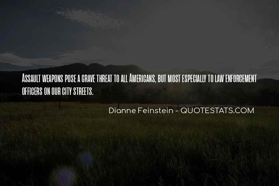 Dianne Feinstein Quotes #1410815