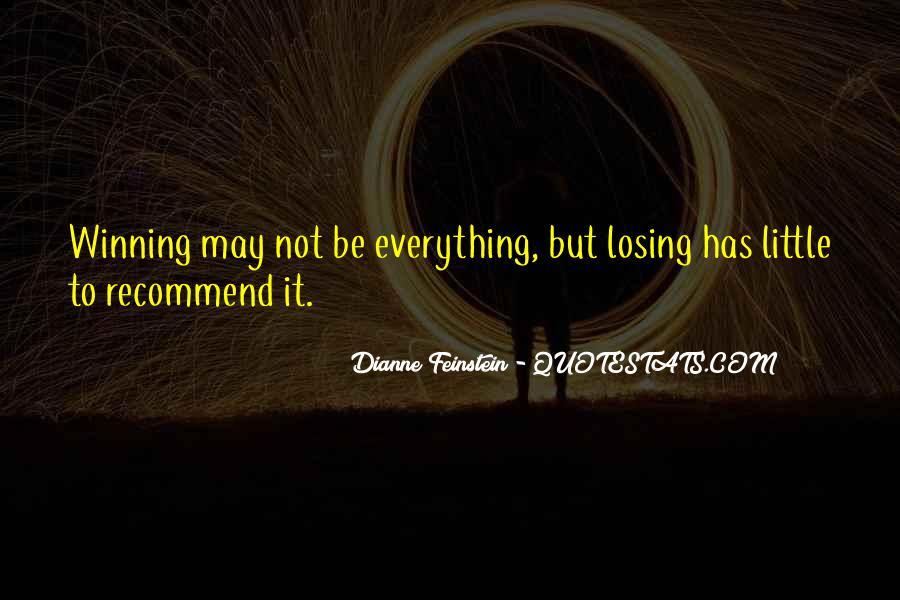 Dianne Feinstein Quotes #1435674