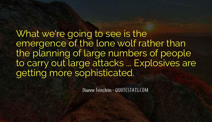 Dianne Feinstein Quotes #1441838