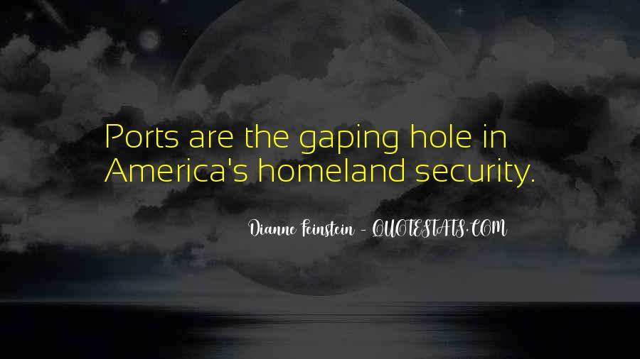 Dianne Feinstein Quotes #150312