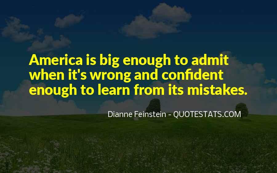 Dianne Feinstein Quotes #1623084