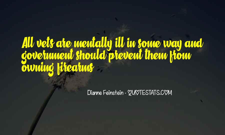 Dianne Feinstein Quotes #1642500