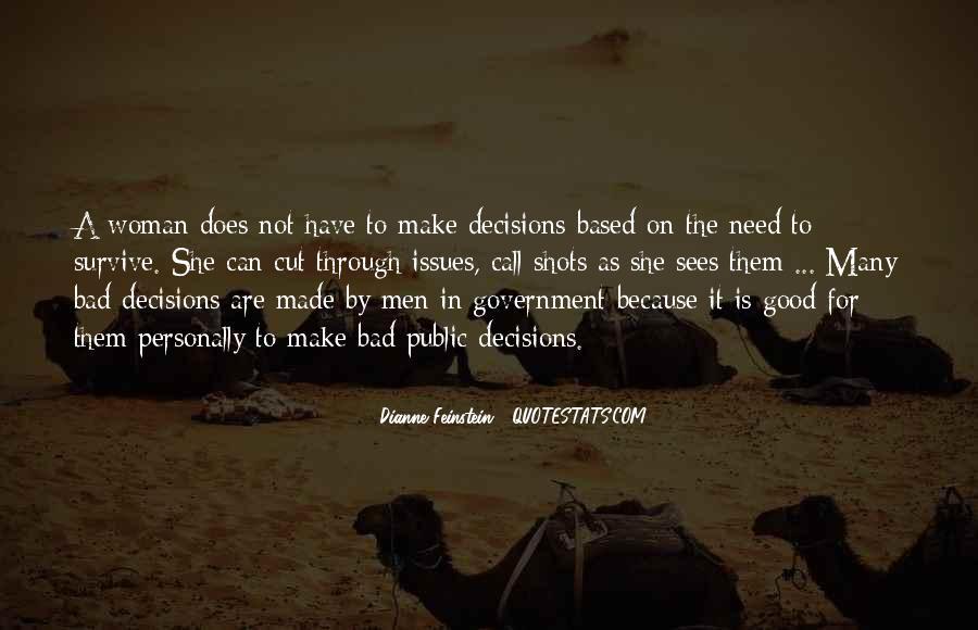 Dianne Feinstein Quotes #1875135