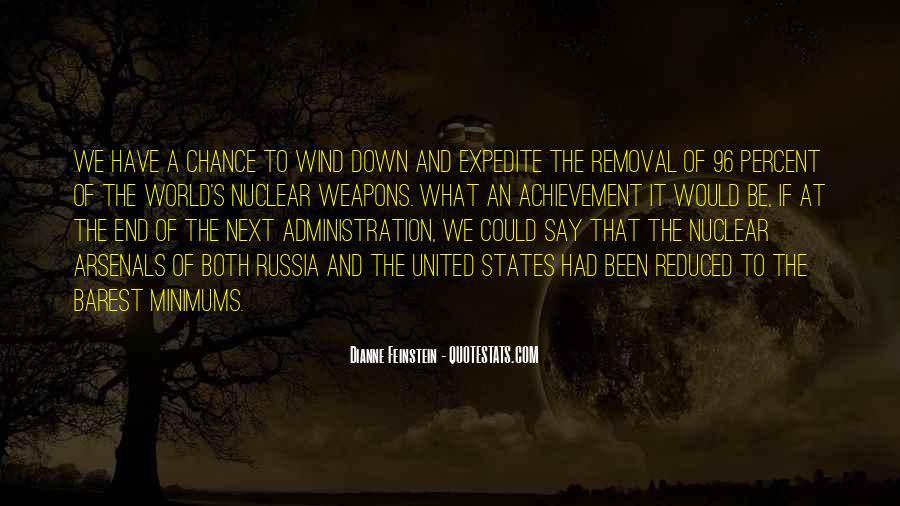 Dianne Feinstein Quotes #450026