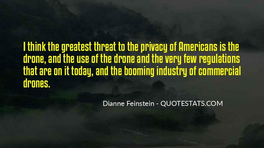 Dianne Feinstein Quotes #482388