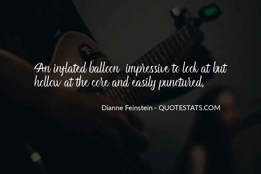 Dianne Feinstein Quotes #640389