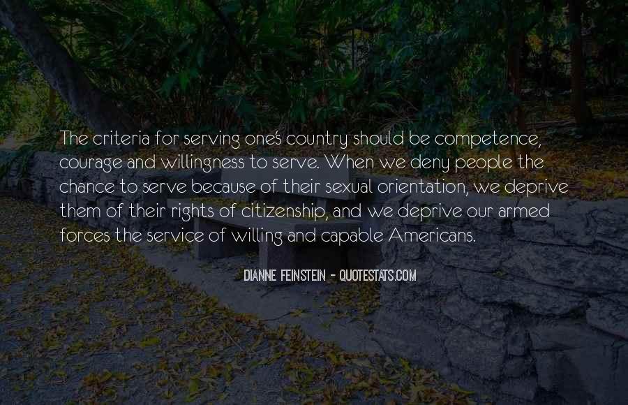 Dianne Feinstein Quotes #798609