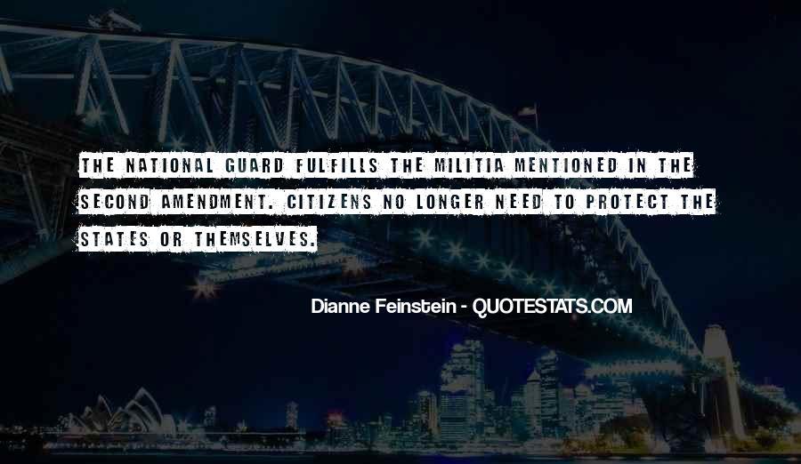 Dianne Feinstein Quotes #854129
