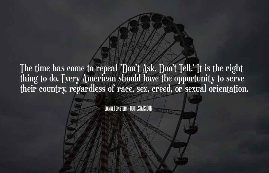 Dianne Feinstein Quotes #93145