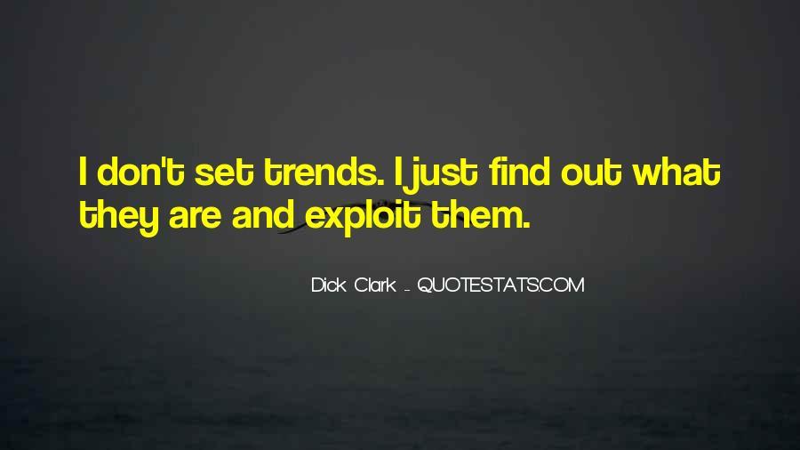 Dick Clark Quotes #1111773
