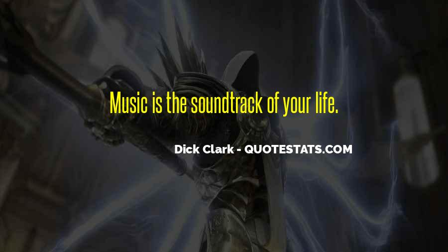 Dick Clark Quotes #1119631