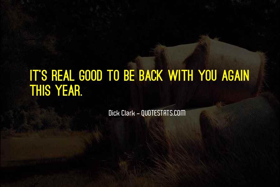 Dick Clark Quotes #568875