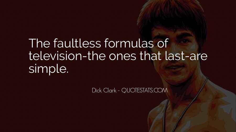 Dick Clark Quotes #98802