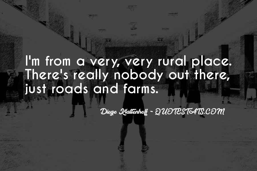 Diego Klattenhoff Quotes #508395